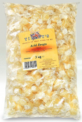 TIL08 TILLEY'S ACID DROPS WRAPPED 3KG
